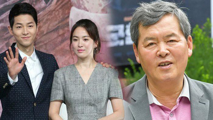 Đã tìm ra bố chồng của năm: Bố Song Joong Ki nhắn tin kêu gọi bè bạn ủng hộ Encounter của con dâu Song Hye Kyo - Hình 1