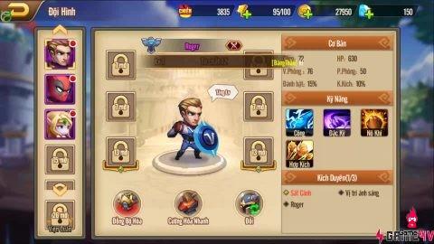 Đấu Trường Anh Hùng: Hệ thống nhân vật nhiều thể loại từ Marvel, Dota 2 cho đến Liên Minh Huyền Thoại - Hình 5