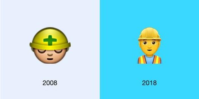 Emoji trên iPhone thay đổi như thế nào trong 10 năm qua? - Hình 11