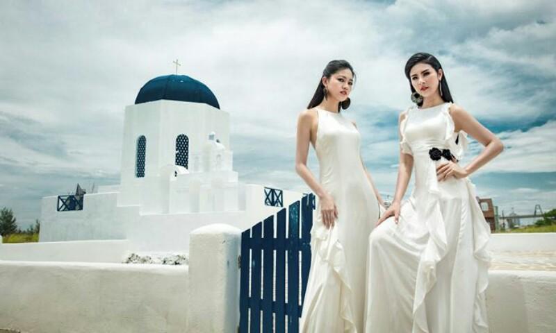 Ngọc Hân trải lòng về bộ áo dài đặc biệt thiết kế riêng cho Á hậu Thanh Tú trong lễ hỏi - Hình 11