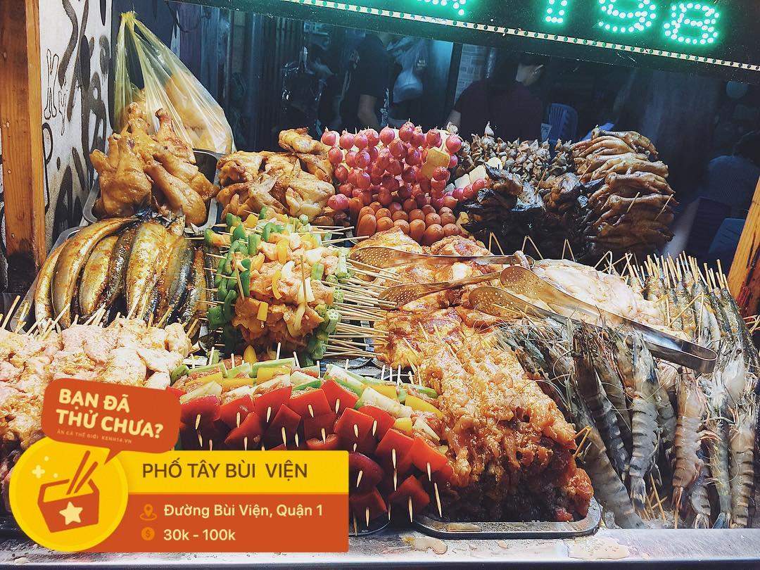 Những khu ăn vặt nức tiếng ở Sài Gòn lúc nào cũng đông đúc đến tận đêm muộn - Hình 20