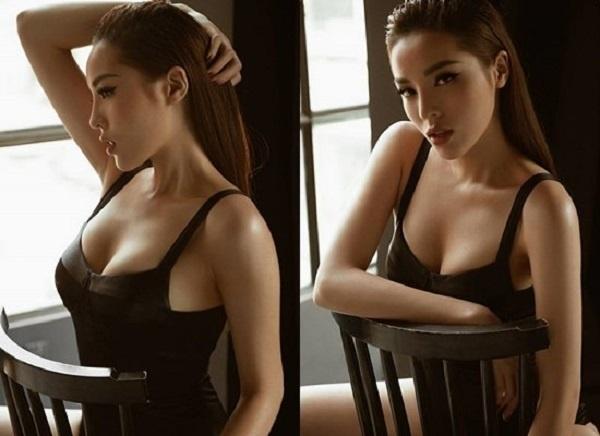 Những nàng hậu có bộ ngực đẹp nhất nhì Showbiz Việt - Hình 5
