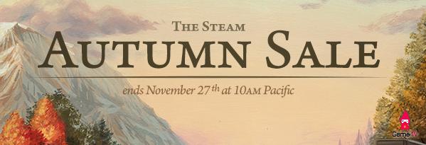 Những tựa game có mức giá hấp dẫn trong đợt Autumn Sale của Steam - Hình 1