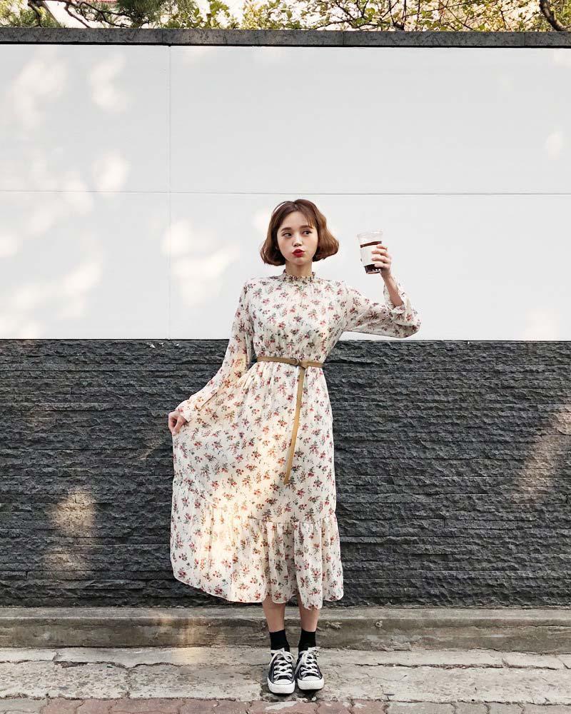 2 kiểu váy maxi không thể thiếu trong tủ đồ của phái đẹp - Hình 4