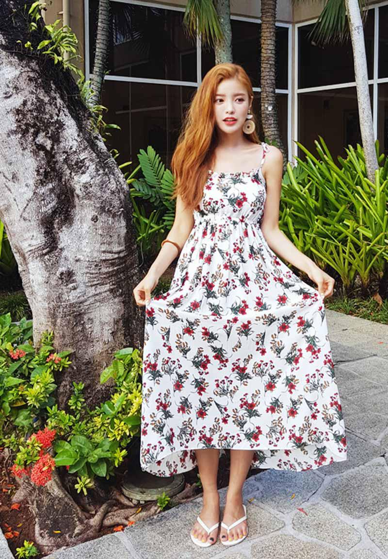 2 kiểu váy maxi không thể thiếu trong tủ đồ của phái đẹp - Hình 5