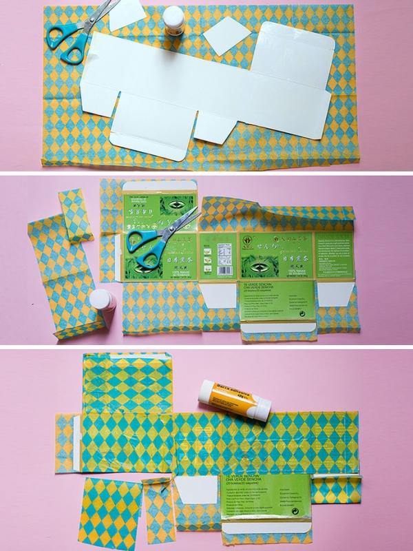 3 món đồ xinh xinh dễ làm từ chai nhựa và đồ tái chế - Hình 9