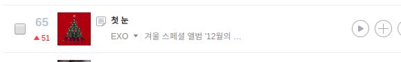 Bài hát phát hành từ 5 năm trước của EXO bỗng lội ngược dòng ngoạn mục trong ngày Hàn Quốc đón đợt tuyết đầu tiên của năm 2018 - Hình 5