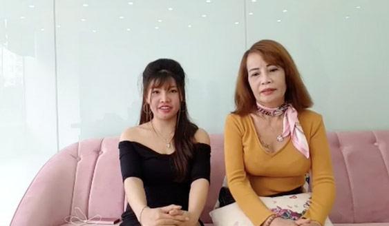 Cô dâu 61 tuổi ở Cao Bằng gây ngán ngẩm vì 'thời trang phang tuổi tác' - Hình 7