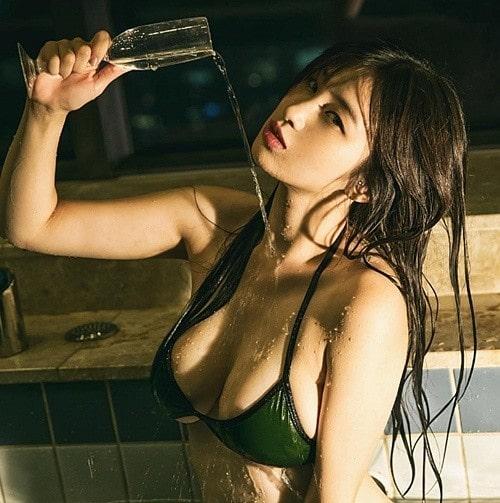 Đây là chân dung Hotgirl sở hữu khe ngực đẹp nhất Hàn Quốc - Hình 9