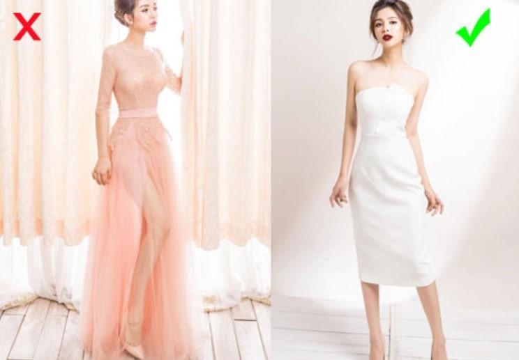 Đừng mắc phải những sai lầm này khi chọn trang phục dạ hội - Hình 1