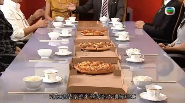 Giữa tâm điểm Dolce & Gabbana bị tẩy chay, cảnh phim Xa Thi Mạn ăn pizza bằng đũa được netizen Trung đào mộ - Hình 4