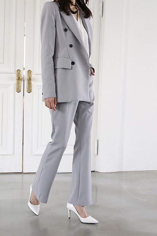 Hot Trend quần âu ống vẩy cho các nàng công sở - Hình 4