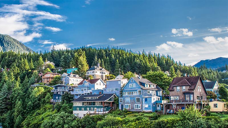 Khám phá 10 thị trấn xinh đẹp ở tiểu bang Alaska - Hình 10