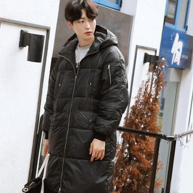 Khi áo phao thành chiếc áo quốc dân ở Hàn, đây là cảnh tượng mà kiểu gì bạn cũng gặp ít nhất một lần - Hình 4