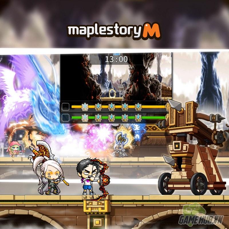 MapleStory M chào sân Class mới Aran và hàng loại nội dung khủng trong Update mới - Hình 2