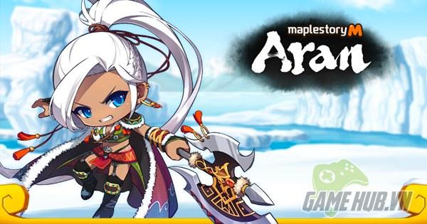 MapleStory M chào sân Class mới Aran và hàng loại nội dung khủng trong Update mới - Hình 1