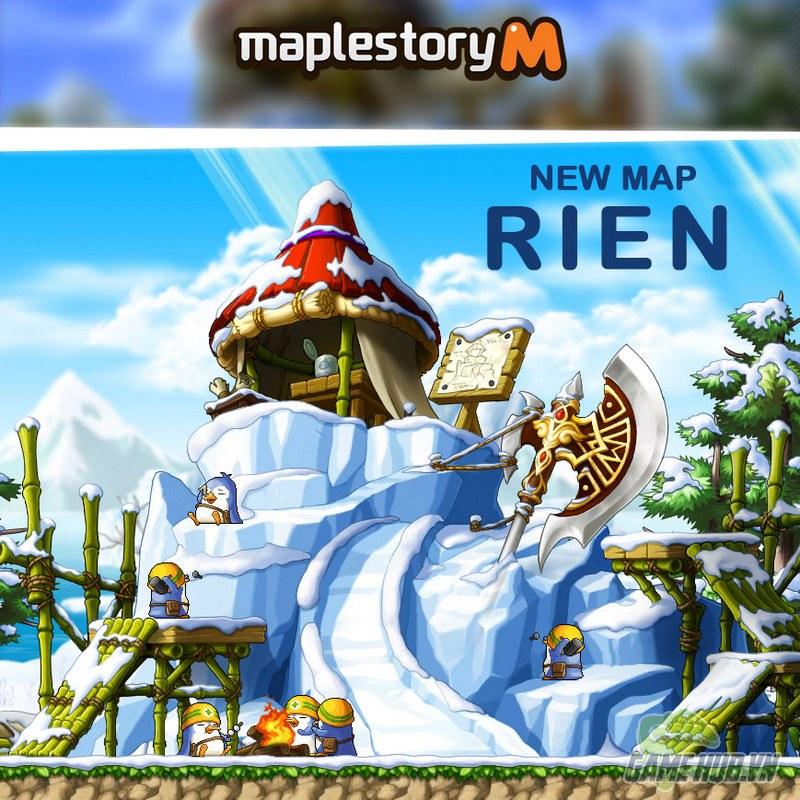MapleStory M chào sân Class mới Aran và hàng loại nội dung khủng trong Update mới - Hình 3