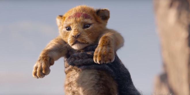Những hình ảnh đầu tiên của The Lion King gây sốt - Hình 1
