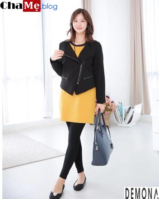 Những kiểu áo khoác nữ dáng ngắn đẹp hợp thời trang thu đông - Hình 6