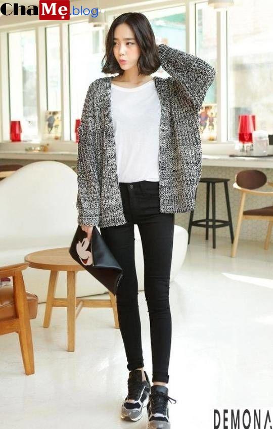 Những kiểu áo khoác nữ dáng ngắn đẹp hợp thời trang thu đông - Hình 10