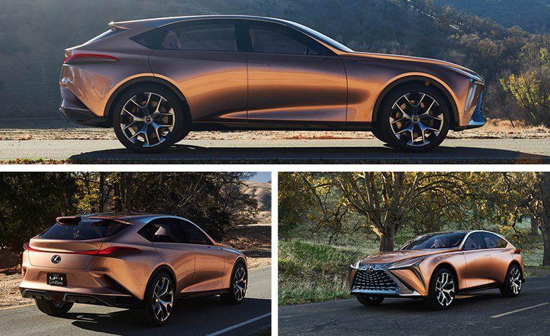 Rộ tin đồn Lexus đang phát triển siêu SUV mạnh 661 mã lực, cạnh tranh Lamborghini Urus - Hình 2