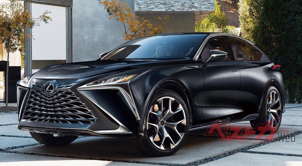 Rộ tin đồn Lexus đang phát triển siêu SUV mạnh 661 mã lực, cạnh tranh Lamborghini Urus - Hình 4