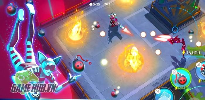 Royale Rising - Game Battle Royale đầu tiên của Gameloft bất ngờ lộ diện - Hình 2