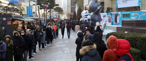 Sự thật tê tái: Thời trang mùa đông Hàn Quốc bao năm chỉ gói gọn trong 3 chữ này! - Hình 7