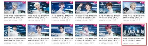 Thực trạng đáng buồn chỉ có ở Wanna One: Fancam cá nhân của các thành viên có lượt view gấp... 30 lần fancam cả nhóm - Hình 6