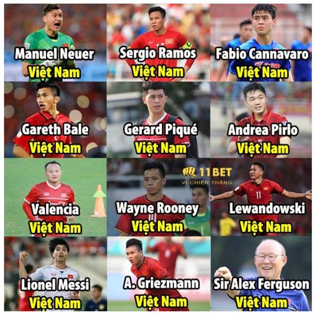 Loạt ảnh chế đội tuyển Việt Nam sau vòng bảng AFF Cup 2018 - Hình 12