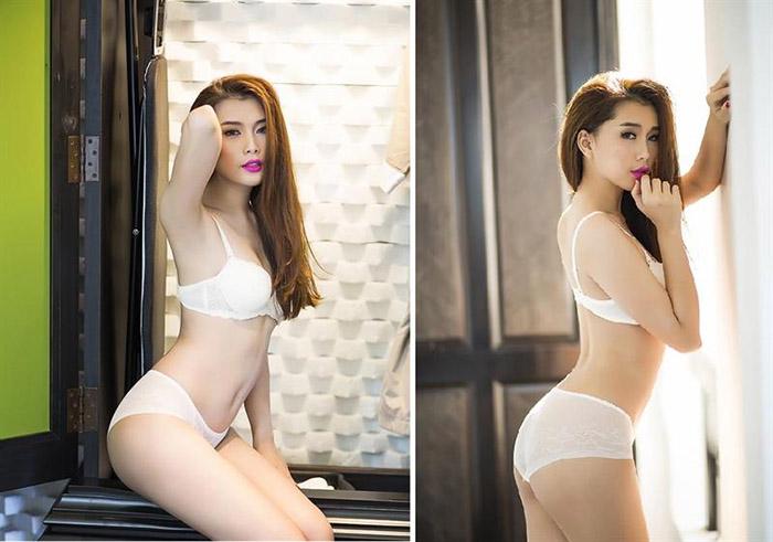 Những thiên thần siêu gợi cảm mang thương hiệu Việt Nam - Hình 23