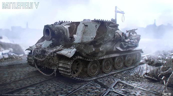 Phô diễn đồ họa siêu tưởng, Battlefield V khiến người chơi cứ ngỡ là xem phim Hollywood - Hình 5