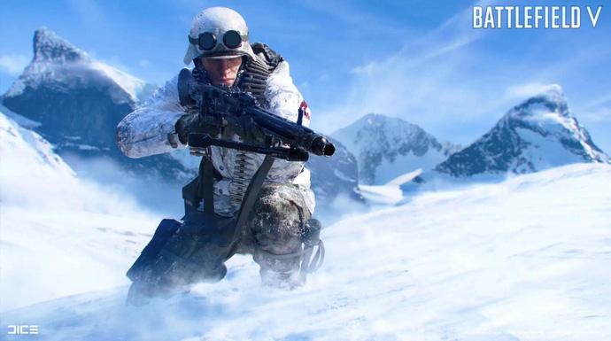 Phô diễn đồ họa siêu tưởng, Battlefield V khiến người chơi cứ ngỡ là xem phim Hollywood - Hình 12