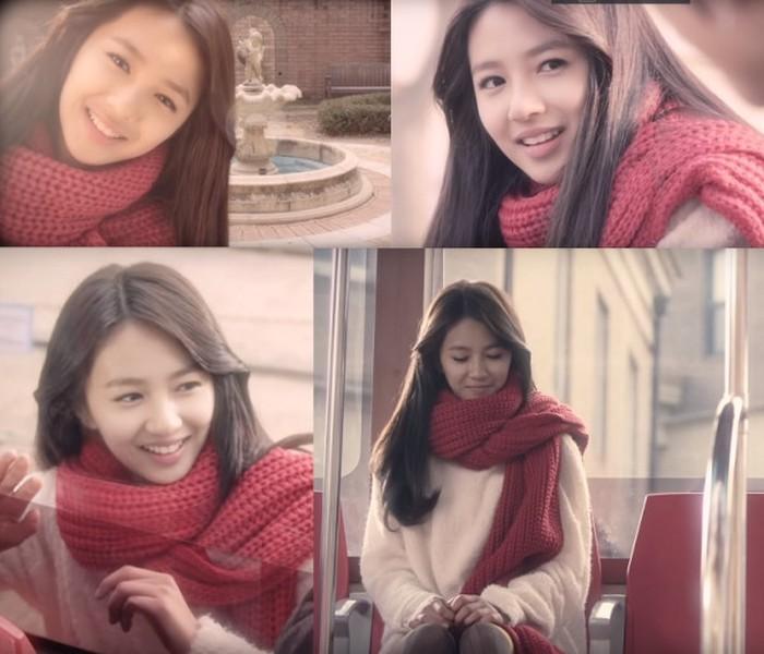 10 cô gái xinh đẹp trong nhóm nhạc được ví như TWICE phiên bản 2 - Hình 7