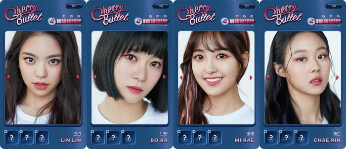 10 cô gái xinh đẹp trong nhóm nhạc được ví như TWICE phiên bản 2 - Hình 5