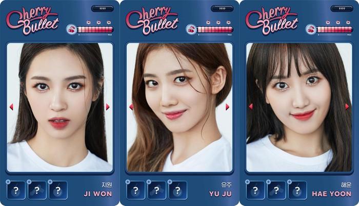 10 cô gái xinh đẹp trong nhóm nhạc được ví như TWICE phiên bản 2 - Hình 6