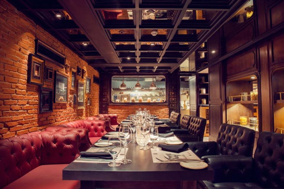 8 nhà hàng Âu lãng mạn đổi mới cho bữa ăn cuối tuần - Hình 15