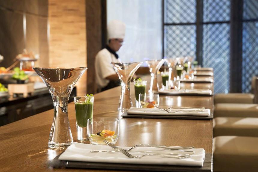 8 nhà hàng Âu lãng mạn đổi mới cho bữa ăn cuối tuần - Hình 2