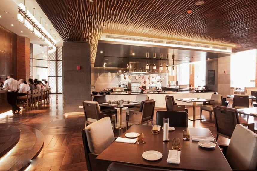 8 nhà hàng Âu lãng mạn đổi mới cho bữa ăn cuối tuần - Hình 1
