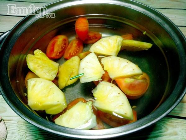 Bí quyết nấu canh chua cá lóc thơm ngon tới giọt cuối cùng - Hình 5