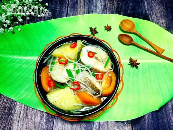Bí quyết nấu canh chua cá lóc thơm ngon tới giọt cuối cùng - Hình 8