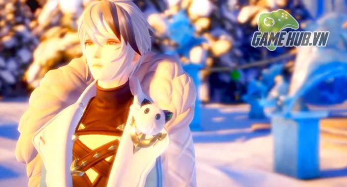 Chết ảo với Code: Eve - Game Mobile mới của Tencent đẹp như PC - Hình 4