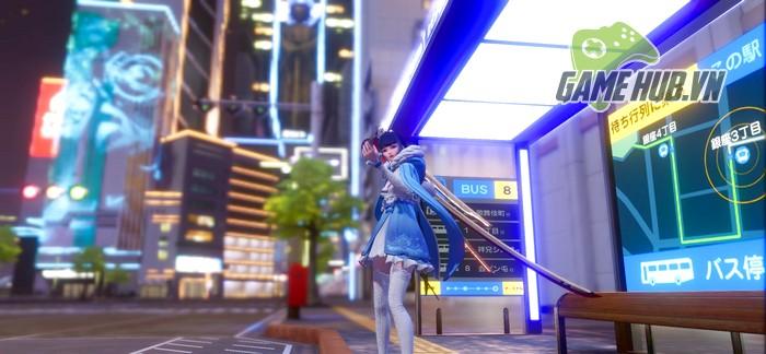 Chết ảo với Code: Eve - Game Mobile mới của Tencent đẹp như PC - Hình 2