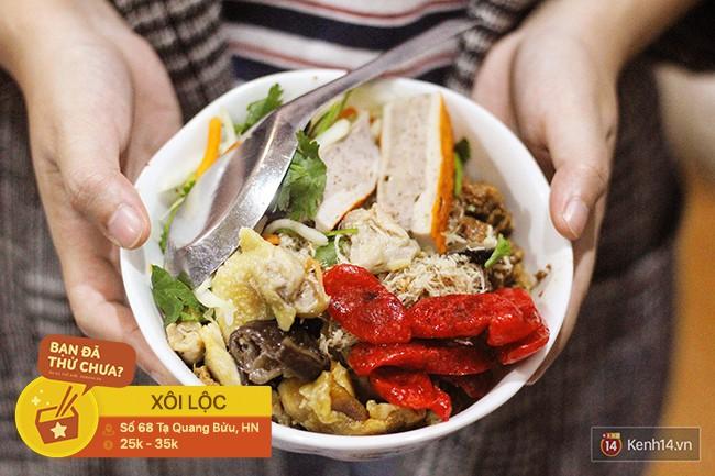 Ở Hà Nội buổi đêm chẳng thiếu những hàng ăn ngon cho bạn thỏa sức lựa chọn - Hình 12