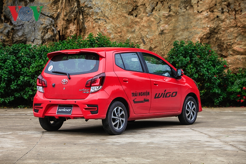 Trải nghiệm 3 mẫu xe nhập khẩu giá rẻ của Toyota: Wigo, Avanza, Rush - Hình 2