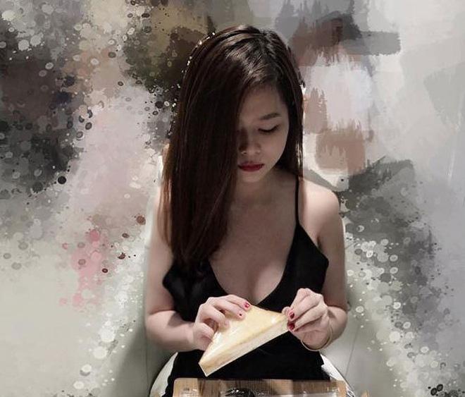 Vẻ đẹp gợi cảm của bạn gái tuyển thủ Việt Nam Phạm Đức Huy - Hình 7