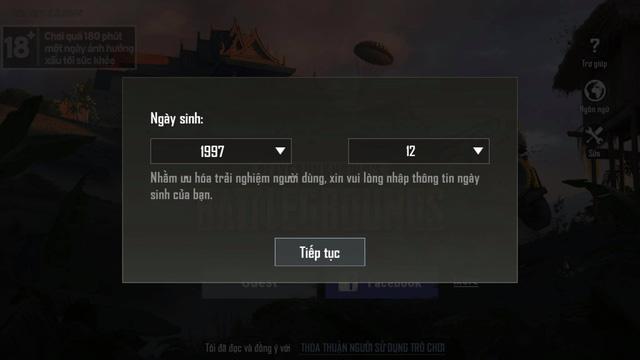 Game thủ Việt chơi PUBG Mobile của VNG không bắt buộc phải khai CMND - Hình 2