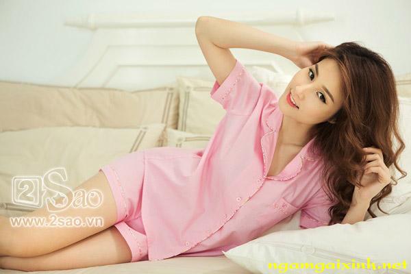 Những Bức Ảnh xinh đẹp quyến rũ của Diễm My 9x Làm Say Đắm Mọi Đàn Ông Việt - Hình 6