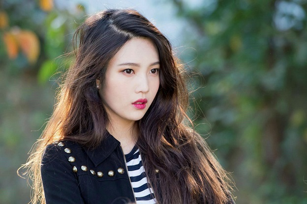 Top 5 mỹ nhân Kpop sở hữu gương mặt tròn xinh đẹp nhất, bất chấp trào lưu mặt v-line - Hình 7