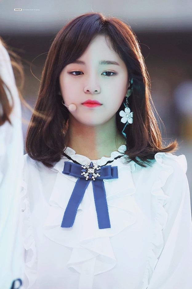 Top 5 mỹ nhân Kpop sở hữu gương mặt tròn xinh đẹp nhất, bất chấp trào lưu mặt v-line - Hình 10